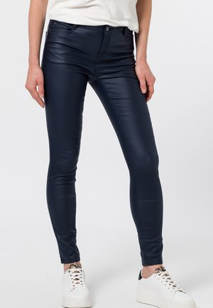 SKINNY FIT - Jeans Skinny - dark petrol