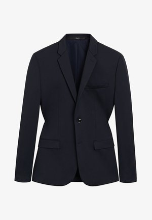 Blazer jacket - dunkles marineblau