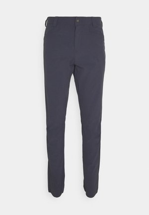 WAYFARER TAPERED PANTS  - Trousers - ebony