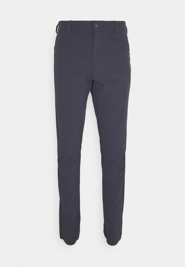 WAYFARER TAPERED PANTS  - Kalhoty - ebony