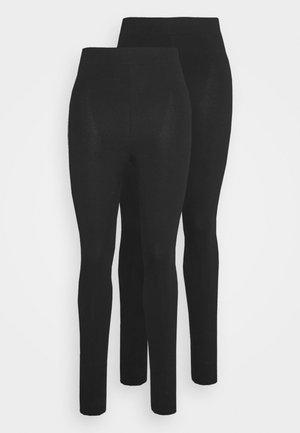 2 PACK  - Legging - black