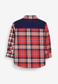 Next - SPLICED - Shirt - red - 1