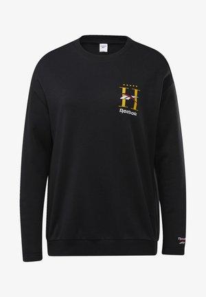 CLASSICS HOTEL CREW SWEATSHIRT - Sweatshirt - black