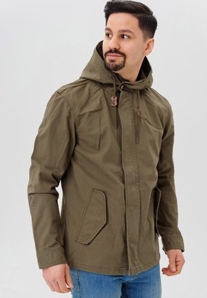 LOUGH - Summer jacket - army