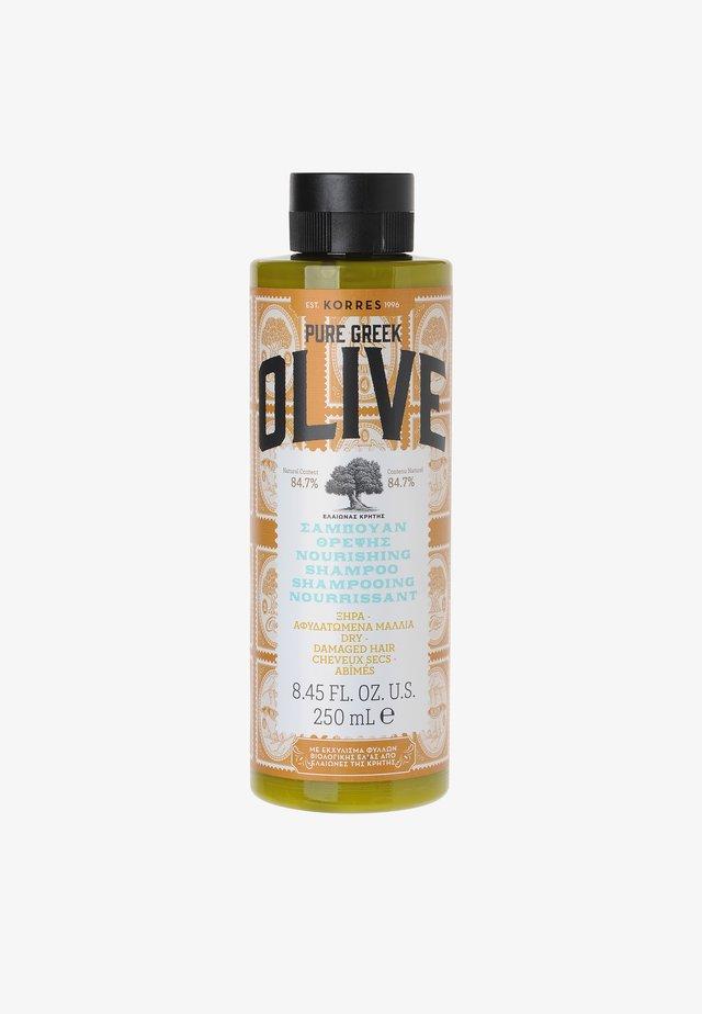 OLIVE NÄHRENDES SHAMPOO - Shampoo - -