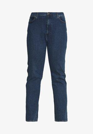 PLUS - Straight leg jeans - dark blue