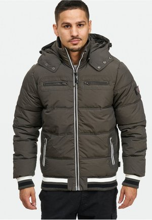 MARLON - Winter jacket - grey