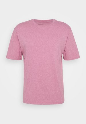 ROAD TO REGENERATIVE LIGHTWEIGHT TEE - Basic T-shirt - marble pink