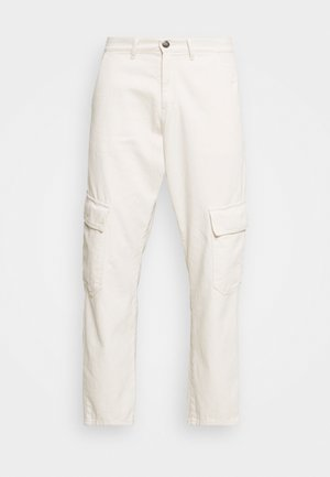 PANT NEW YORK  - Cargo trousers - nature