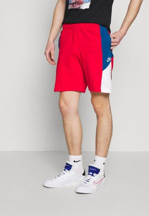 Shorts - university red/industrial blue/white