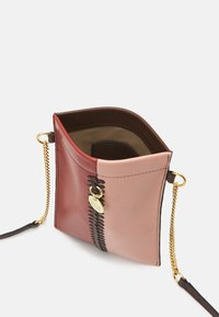 See by Chloé - TILDA PHONE WALLET - Phone case - faded red - 2