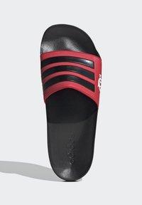 adidas Performance - ADILETTE SHOWER SWIM - Rantasandaalit - black - 2