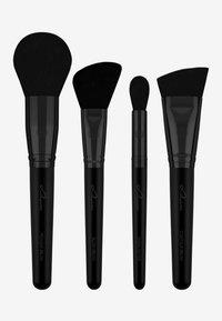 Luvia Cosmetics - PRIME VEGAN PRO BLACK EDITION - Kit pennelli - - - 2