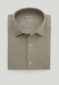 Massimo Dutti - Shirt - grey - 4