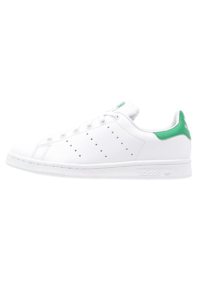 Kilimanjaro simpático Soberano  adidas Originals STAN SMITH - Zapatillas - white/green/blanco - Zalando.es