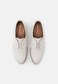 Tamaris - Lace-ups - white - 5