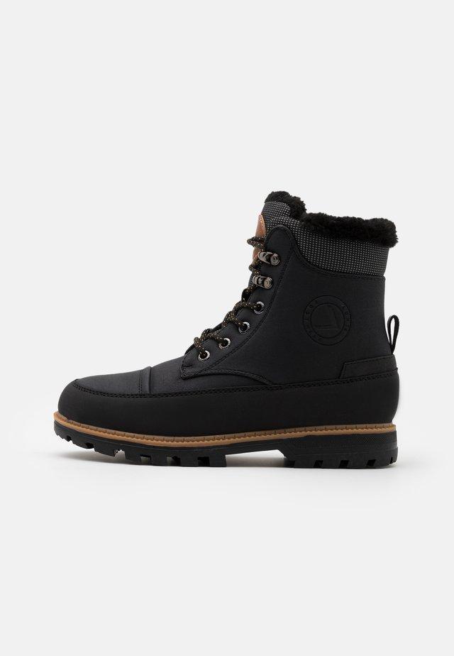 LUHTA REILU - Botas para la nieve - black