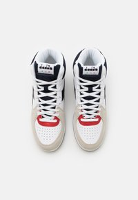 Diadora - RAPTOR UNISEX  - Sneakers high - white/corsair - 3