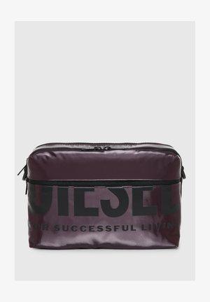 FARAH II - Across body bag - dark violet