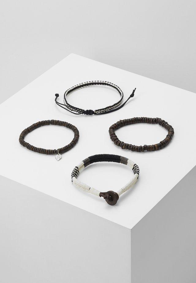MYKONOS COMBO - Bracelet - grey