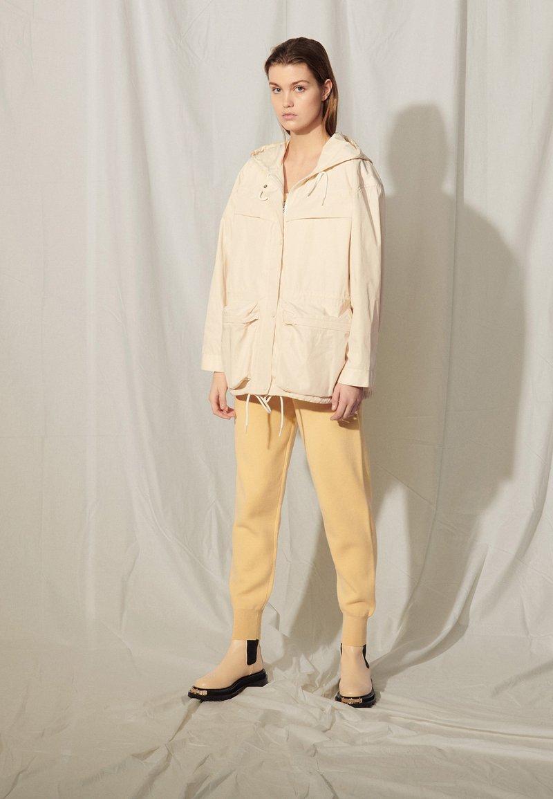 sandro - Summer jacket - beige