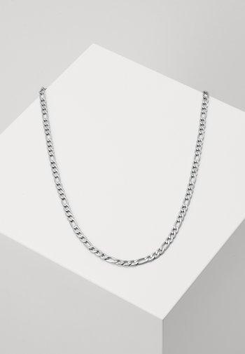 FIGARO UNISEX - Necklace - silver-coloured
