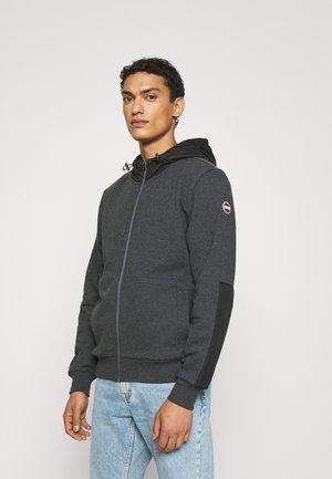 MENS - Zip-up sweatshirt - grey