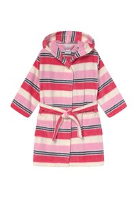 Sanetta - KIDS BATHROBE - Dressing gown - camellia rose - 0