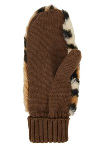 Barts - DOROTHY MITTS - Mittens - brown - 3