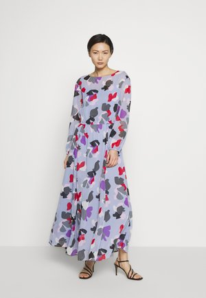 DRESS - Maksimekko - light blue print