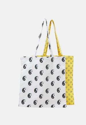 FACY TOTEBAG ZAL 2 PACK  - Shoppingveske - nugget gold/black