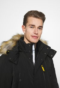 TOM TAILOR - Winter coat - black - 5