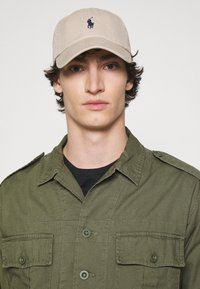 Polo Ralph Lauren - CLASSIC FIT DOBBY UTILITY SHIRT - Shirt - soldier olive - 3