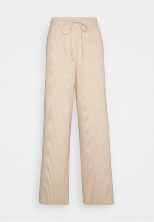 LIANA - Trousers - beige