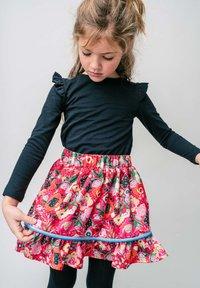 Rosalita Senoritas - ANNES - A-line skirt - red - 0