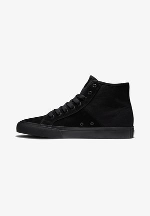 MANUAL - High-top trainers - black