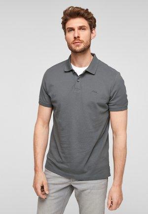 Poloshirt - stone grey