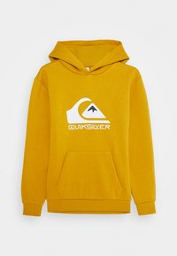 Quiksilver - BIG LOGO HOOD YOUTH - Hoodie - honey - 0