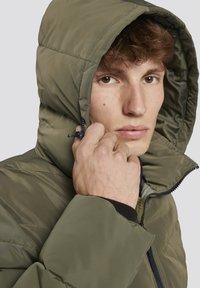 TOM TAILOR DENIM - Winter jacket - tree moss green - 2