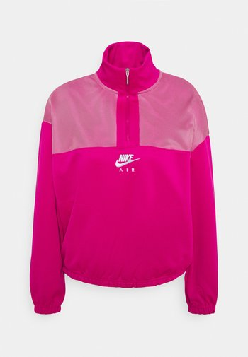 AIR - Sweater - fireberry/white