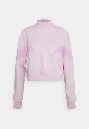 AIR MOCK - Mikina - regal pink/arctic pink/