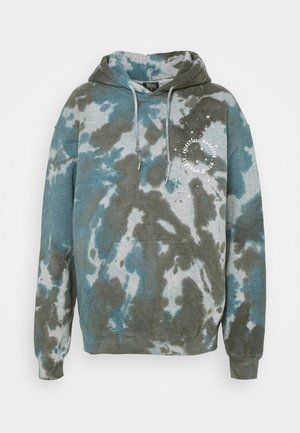 CELESTIAL MAGNETIC HOODIE - Sweatshirt - blue/black