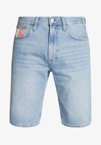 Tommy Jeans - REY - Denim shorts - light-blue denim - 5