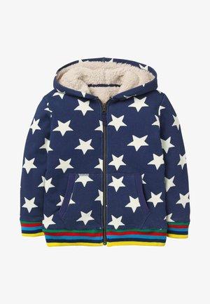 MIT KUSCHELIGEM FUTTER - Light jacket - schuluniform-navy, stern