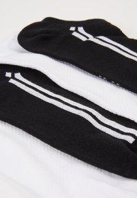 s.Oliver - WOMEN FASHION SNEAKER 4 PACK - Socks - black - 2