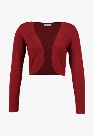ASTRID  - Cardigan - haute red