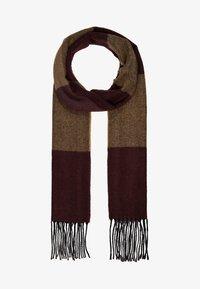 Burton Menswear London - Écharpe - burg - 1
