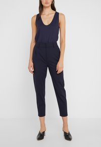 DRYKORN - FIND - Trousers - navy - 0