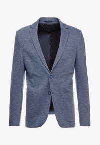 Pier One - Blazer jacket - mottled blue - 3