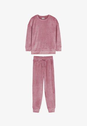VELOUR - Pyjama set - pink